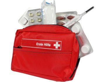 Bordapotheke: Erste Hilfe Set