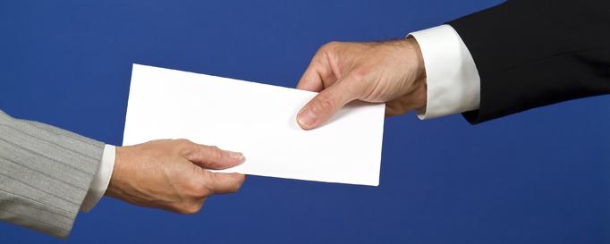 Charter-Kautionsversicherung: Dokumentübergabe