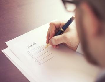 Checkliste für den Crewvertrag
