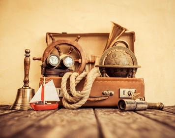 Das richtige Segelgepäck gehört am besten in einen Seesack