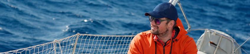 Die Segelcrew - wichtiger Part auf See
