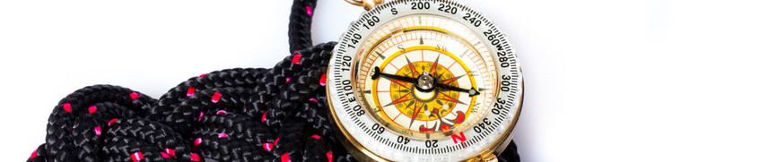 Segeln lernen: Kompass