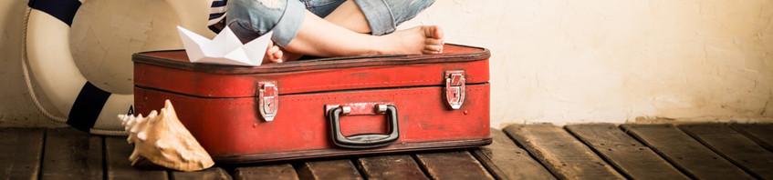 Segeln - Gepäck