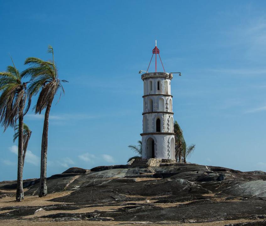 Leuchtturm SY Yemanja