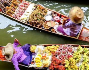 Markt Thailand