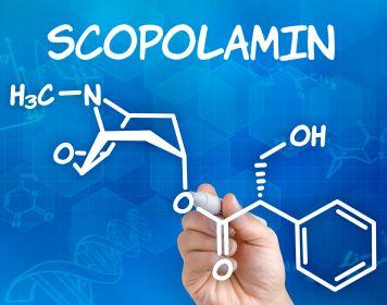 Formel Scopolamin - Pflaster gegen Seekrankheit