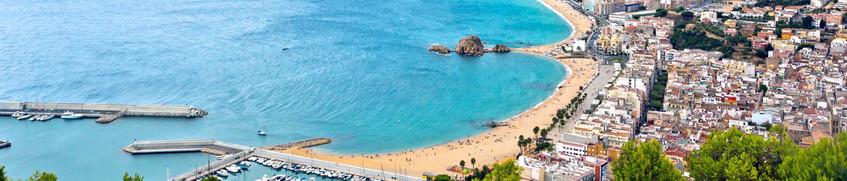 Segeln Costa Brava: Panorama