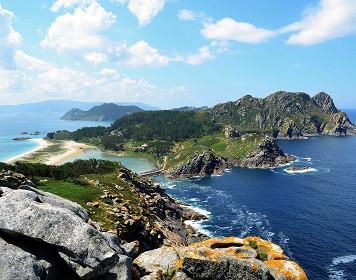 Segeln an der spanischen Atlantikküste