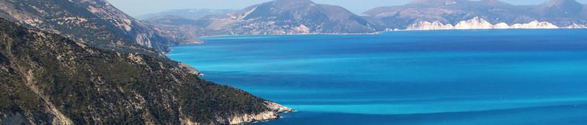 Segeln Ionisches Meer: Panorama