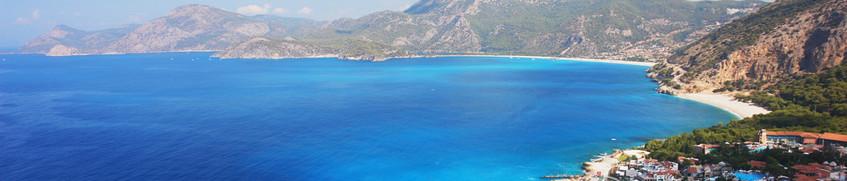 Segeln - türkische Riviera