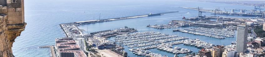 Segeln Alicante: Panorama