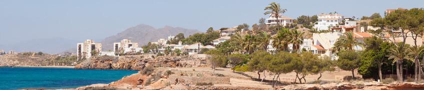 Segeln Murcia: Panorama