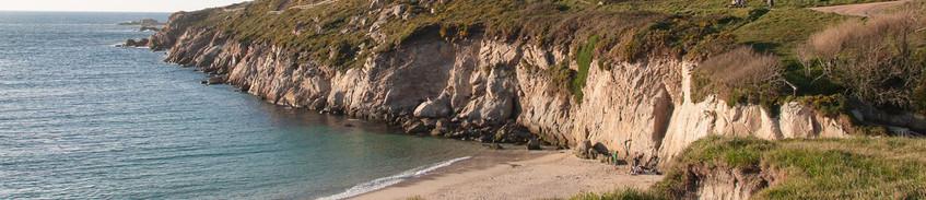 Segeln Galizien: Küstenfels