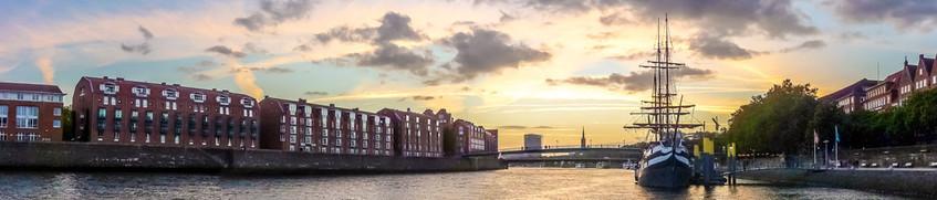 Segeln Bremerhaven: Panorama