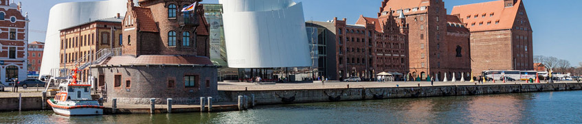 Segeln Stralsund: Panorama