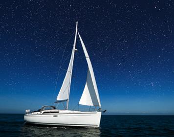 Segeln in der Nacht: Packliste