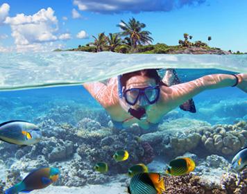 Schnorcheln im Urlaub: Segeln Packliste