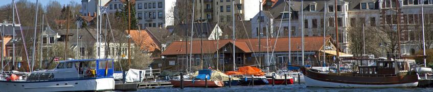 Segeln rund um die Flensburger Förde: Panorama