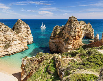 Segeln rund um Portugal