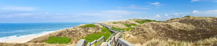 Segeln Friesische Inseln: Panorama
