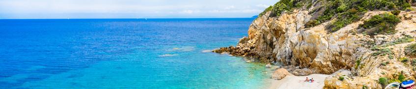 Panorama: Segeln rund um Elba