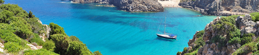 Panorama: Segeln um Sardinien