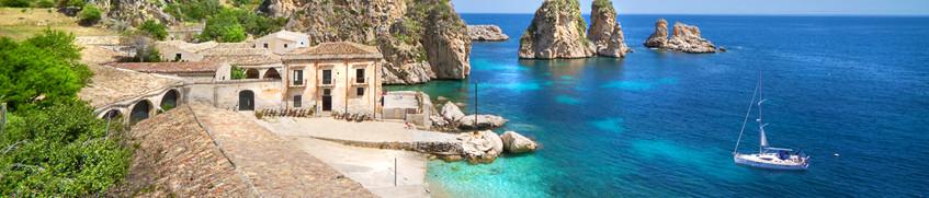 Panorama: Segeln um Sizilien