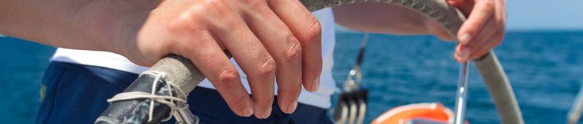 Seglerhandschuhe für den Törn
