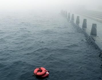Gefährlicher Nebel beim Segeln