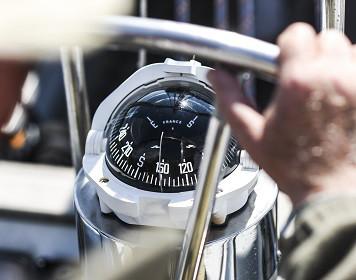 Steuermannskunst - Kompass zur Segel-Navigation