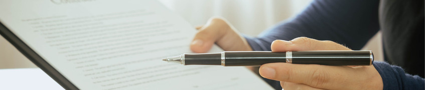 Beschlagnahme Versicherung: Kugelschreiber